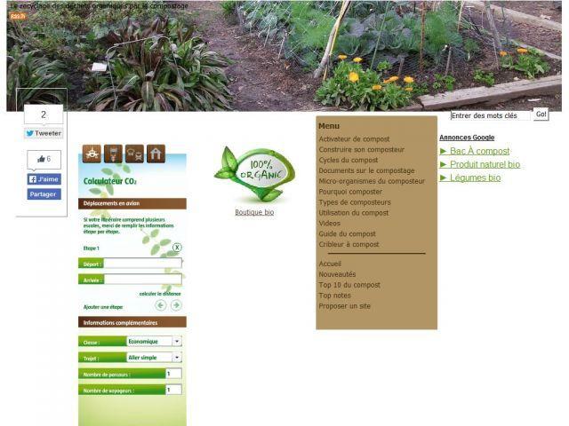 Guide sur le compostage