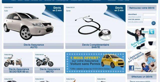 Assurance auto sur Assur Online