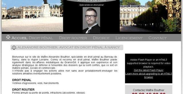Divorcer avec Alexandre Bouthier Avocat
