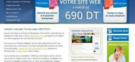 Agence de création web en Tunisie, OnlyTech