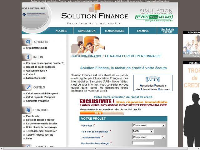 Rachat Crédit France : Rachat de crédit