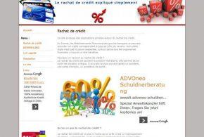 Rachat de crédit France