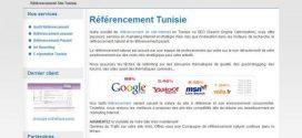Agence de référencement en Tunisie : referencement-site-tunisie.com