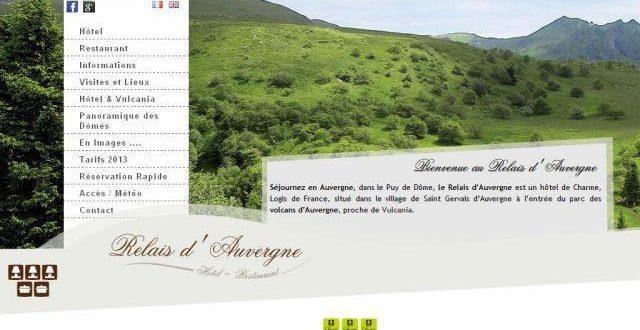 Hôtel Vulcania : le relais d'Auvergne