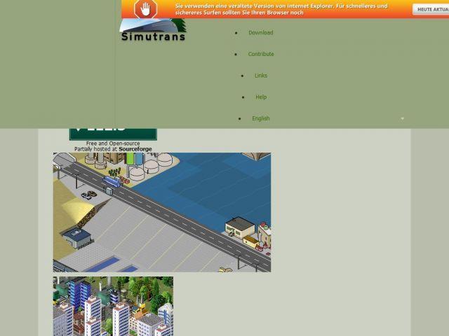 Jeu gratuit de simulation de transport – Simutrans