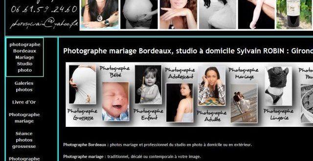 Sylvain, photographe de mariage à Bordeaux