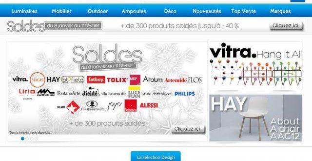 Voltex, le mobilier design et luminaires de grandes marques